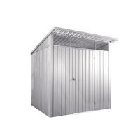 Tepro Metallgerätehaus Palladium 6x5 1,99 x 1,97 m silber
