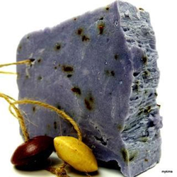 mykima - Kaltgerührte Schafmilchseife - Lavendel - 150 g