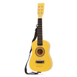 New Classic Toys Gitarre - Gelb
