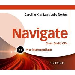 Navigate: Pre-intermediate B1: Class Audio CDs