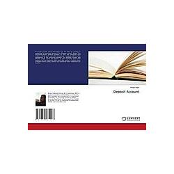 Deposit Account. Binega Hagos  - Buch
