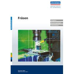 Fräsen - Aufgaben Bewertungsbogen Arbeitsblätter