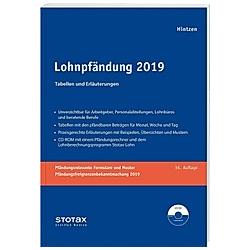 Lohnpfändung 2019 - Buch