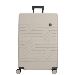 Bric's BY Ulisse 4-Rollen Trolley 79 cm dove grey