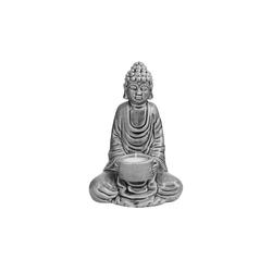 BUTLERS Buddhafigur BUDDHA Statue für Teelicht Höhe 20cm