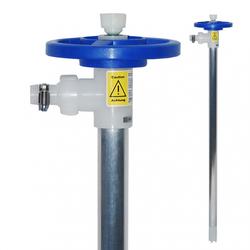 Fasspumpe Pumpwerk Alu mit Impeller Edelstahl-Welle