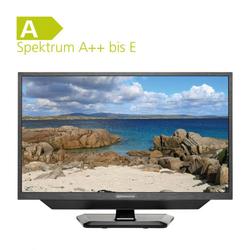 TFT-LED-Flachfernseh-DVD-Kombination Alphatronics SLA-22 DSBAI+, 12 / 230 Volt