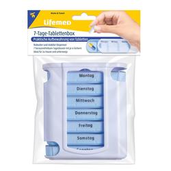 7-Tage-Tablettenbox