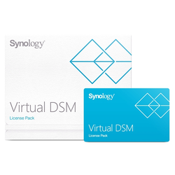 Synology Virtual DSM-Lizenz [erweitert den Virtual Machine Manager um eine Virtual DSM-Instanz]