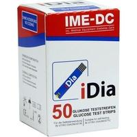 IME-DC GmbH iDia IME-DC Blutzuckerteststreifen