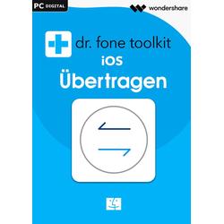 Wondershare Dr. Fone Mac Übertragen (Transfer) iOS