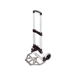 HaWe Sackkarre klappbar - Alu Sackkarre, Transportkarre, Roller, Traglast 125 kg