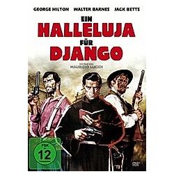 Ein Halleluja für Django - DVD  Filme