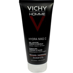 VICHY HOMME Hydra Mag C Duschgel