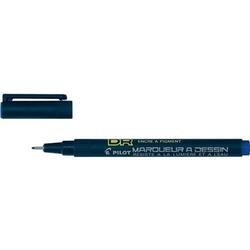 PILOT PILOT Zeichenstift Drawing Pen SW-DR-08-L 4118003 0,8mm blau