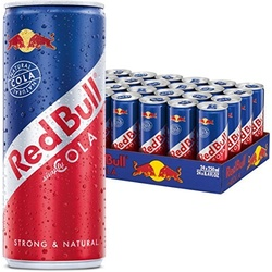 Red Bull Simply Cola 24x250 ml