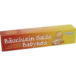 Bäuchlein-Salbe Babynos