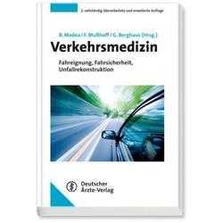 Verkehrsmedizin als Buch von