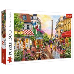 Trefl Puzzle Puzzles 1500 Teile Trefl-26156, 1500 Puzzleteile