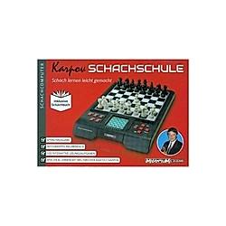 Karpov Schachschule, Schachcomputer inkl. Schachbuch
