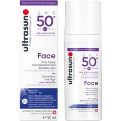 ULTRASUN Face Gel SPF 50+ 50 ml