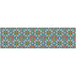 Küchenrückwand fixy Eos Fliese bunt 220 cm