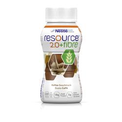 resource 2.0 + fibre Kaffee