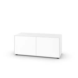 Sideboard Nex Pur Piure weiß, Designer Studio Piure, 52.5x120x48 cm