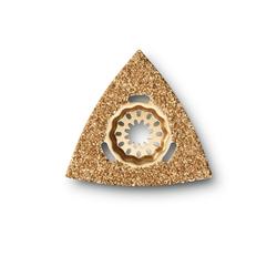 Fein Raspel Starlock SL 3-Eck HM 80 mm 1 Stück 63731001210 dreiecksform