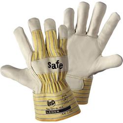 Worky L+D SAFE 1571 Rindnarbenleder Arbeitshandschuh Größe (Handschuhe): 10, XL EN 388 CAT II 1 Pa