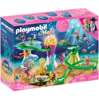 Playmobil Magic Korallenpavillon mit Leuchtkuppel 70094