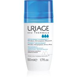 Uriage Hygiène Power3 Deodorant Deoroller gegen Schweissflecken 50 ml