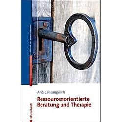 Ressourcenorientierte Beratung und Therapie, m. CD-ROM