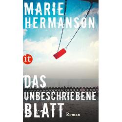 Das unbeschriebene Blatt als Taschenbuch von Marie Hermanson