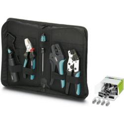 Phoenix Contact, Werkzeugkoffer + Werkzeugwagen, Heimwerker Werkzeugset in Tasc (5x)