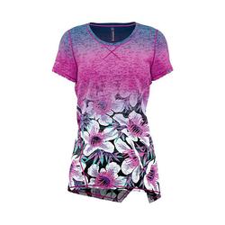 Crazy Idea Aloha T-Shirt Women manuka