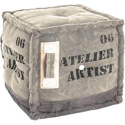 HAKU Möbel   Sitzsack grau