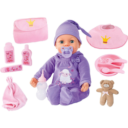 Bayer Babypuppe Babypuppe Piccolina Real Tears 46 cm