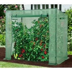 KONIFERA Tomatengewächshaus
