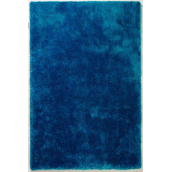 Hochflor Shaggy Teppich colourcourage 20 estero / blau