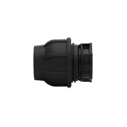 Gebo Plast PE Verschlusskappe 50 mm