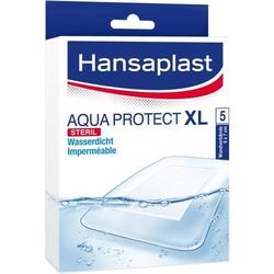 HANSAPLAST Aqua Protect XL Pflaster 6x7 cm 5 St