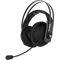 Asus TUF Gaming H7 Wireless Headset 2.4GHz Funk schnurlos Over Ear Schwarz