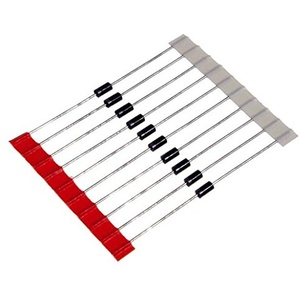 10x Gleichrichterdiode Diode 1N4007 1A 1000V Diode Rectifier Dioden