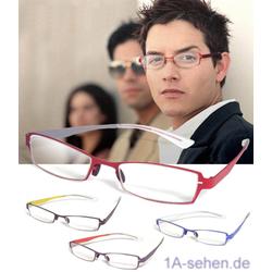 3924 Fertigbrille rot