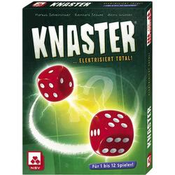 NSV Würfelspiel Knaster 4081