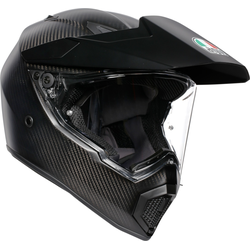 AGV AX-9 Carbon Helm, carbon, Größe XS