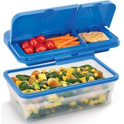 Metaltex Lunchbox Lunch & Go, Silikon, Kunststoff, (1-tlg)