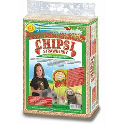 Chipsi Strawberry Hobelspäne 60l