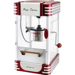 EMERIO POM-120650 Popcorn-Maker Weiß, Rot